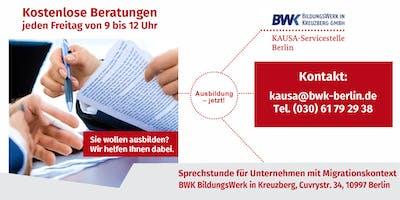 Kostenlose Beratung für Unternehmen mit Migration