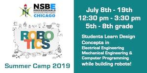 Chicago NSBE Robotics Summer Camp