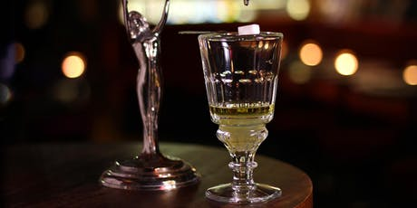 The Absinthe Drinker: Origins & Rituals of The Green Fairy + Tasting tickets
