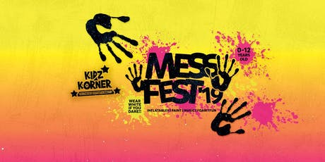 Mess Fest 2019 : The UK's #1 Kid's Messy Festival tickets