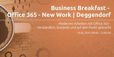 Business Breakfast: Office 365 - New Work | Deggendorf