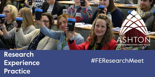 #FEResearchMeet (Greater Manchester)
