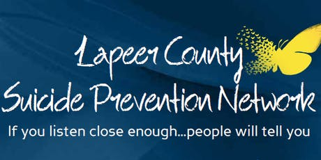 Lapeer County Suicide Prevention Network - Into The Light Walk tickets