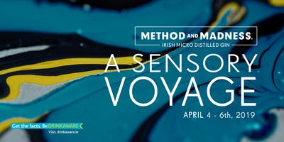 METHOD AND MADNESS GIN. A SENSORY VOYAGE.