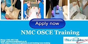 UK NMC OSCE (Objective Structured Clinical...