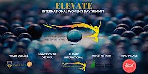 Elevate International Women's Day Summit