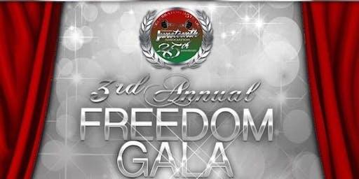 DEJA Freedom Gala