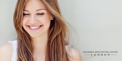 Finding Joy in Daily Life 4-week series with Kadam Lucy James (Kensington)