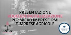 Presentazione Voucher Digitalizzazione Conf-Commercio...
