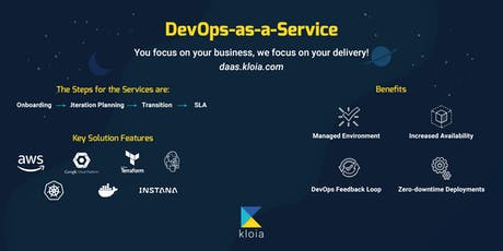 DevOps as a Service - daas.kloia.com tickets