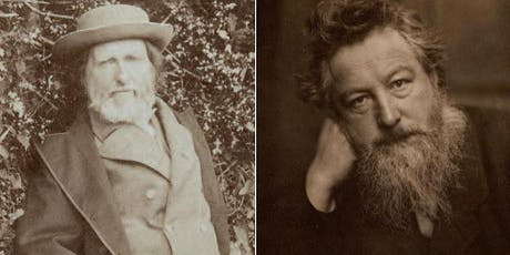 LECTURE: RUSKIN & MORRIS: A VIEW FROM AMERICA tickets