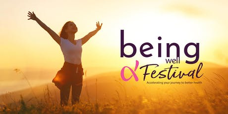 Being Well Festival 2019 tickets