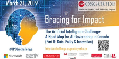 Bracing for Impact: The AI Challenge (Part II: Data, Policy & Innovation)