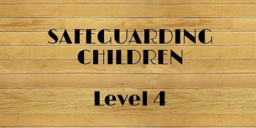 Safeguarding children Level 4 (for Designated Leads and Deputies)