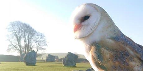 Spirit of the Owl Workshop minimum donation £5 tickets