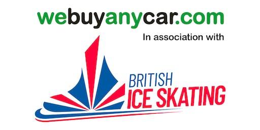 Grimsby Ice Rink x Webuyanycar.com: Saturday 7th December 1:30pm-3pm