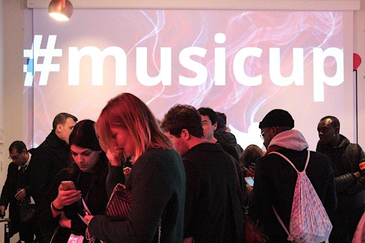 Image pour Music Up ! édition #3 : Musique & Innovation