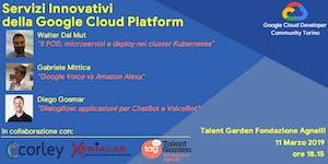Servizi Innovativi della Google Cloud Platform