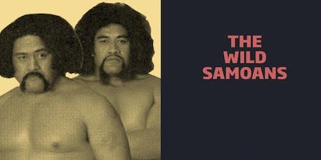 Wild Samoans Meet & Greet Combo/WrestleCade FanFest 2019 tickets