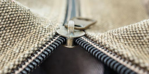Zipper Master Class - The Zippered Pouch and Dopp Bag