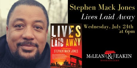 Wine and Cheese with Stephen Mack Jones tickets