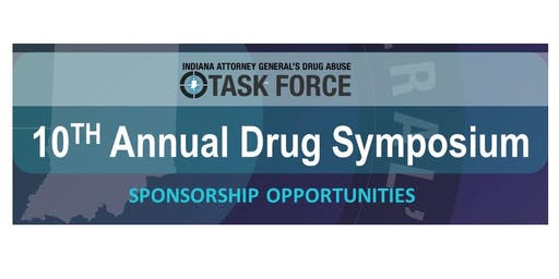 Sponsorship Opportunities for the 10th Annual Drug Abuse Symposium