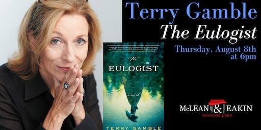 Terry Gamble Author Event