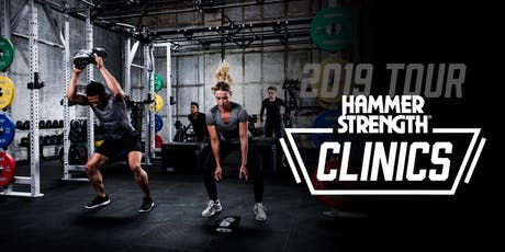 Hammer Strength Clinic - Barbell Training the basics tickets