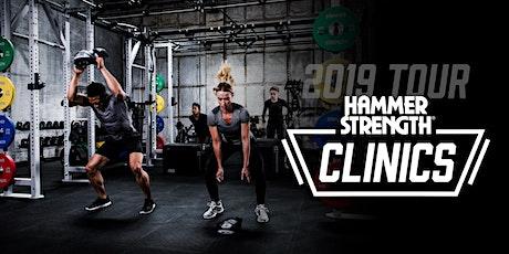 Hammer Strength Clinic - Barbell Training the basics tickets