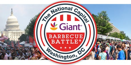 27th Annual Giant National Capital Barbecue Battle tickets