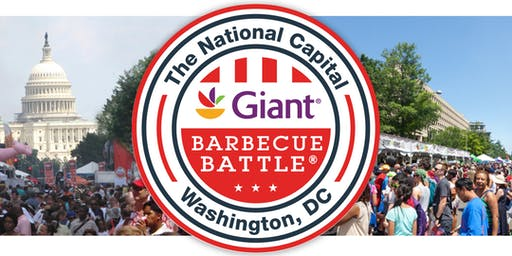 27th Annual Giant National Capital Barbecue Battle