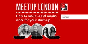 Virgin StartUp Meetup: How to make social media work...