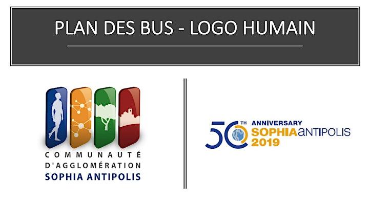 Image pour Logo humain du cinquantenaire