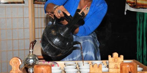 Ethiopian Coffee Ceremonies