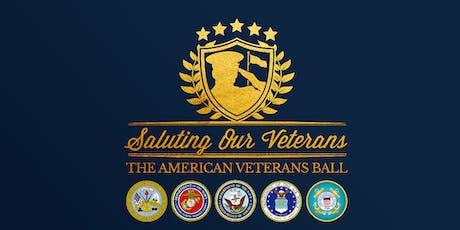 American Veterans Ball (AVB-2019) tickets