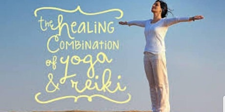 Yoga Reiki Infusion tickets