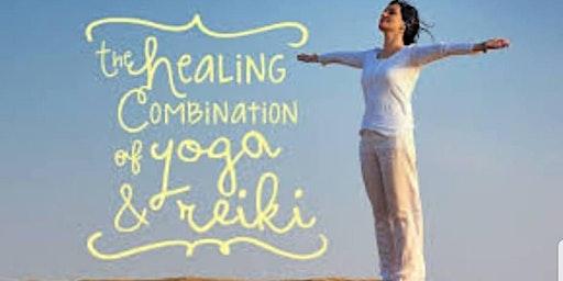 Yoga Reiki Infusion