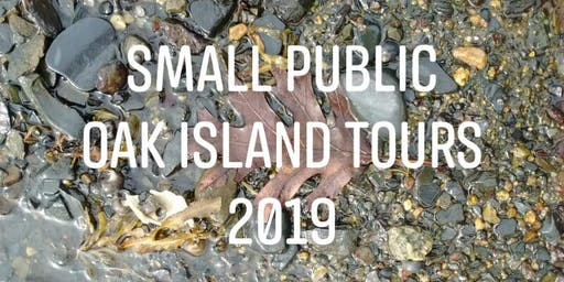 Oak Island Weekend Tours (NOTE: Weekday tours are not offered)