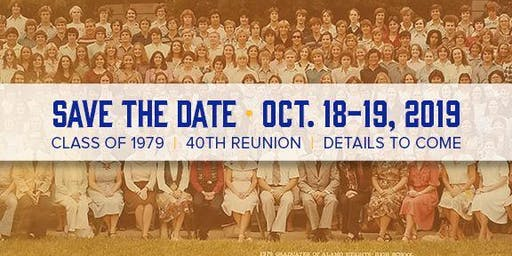 FRIDAY NIGHT: 1979 Class Reunion AHHS - cash bar, all alumni  invited
