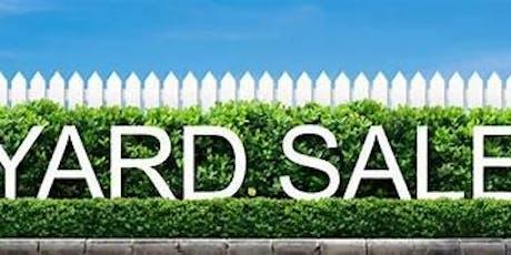 127 Longest Yardsale Rental Space tickets
