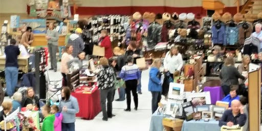 40th Annual augusta Armory Fall Holiday Craft Show