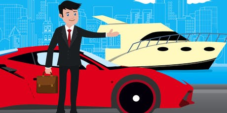THE BILLIONAIRE'S SECRET Learn how to Invest in Property like a Billionaire tickets