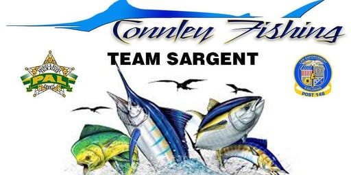 2019 Connley Fishing - Team Sargent K.D.W. Fishing Tournament