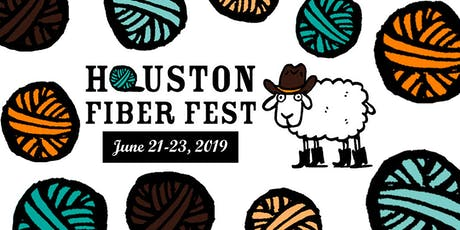 HOUSTON FIBER FEST 2019: CAT BORDHI EVENT tickets