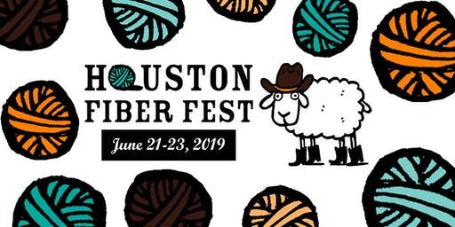 HOUSTON FIBER FEST 2019: CAT BORDHI EVENT