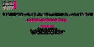 JALBCA Ellen P. Hermanson Memorial Symposium