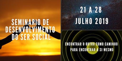 Seminário de Desenvolvimento do Ser Social