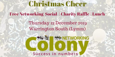 Christmas Networking (Warrington) - 12 Dec 2019 tickets