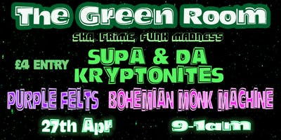 The Grime, The Ska & The Funkly!