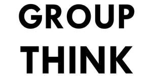 GROUP THINK | ALONE